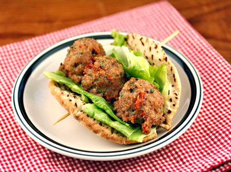 Recipe for BLT turkey meatballs - The Perfect Pantry®