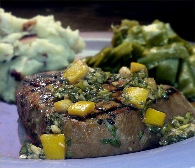 Spicy Mediterranean Grilled Tuna | Recipes | Pinterest