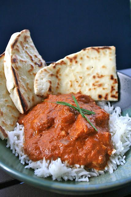 Slow cooker butter chicken | Culinary | Pinterest