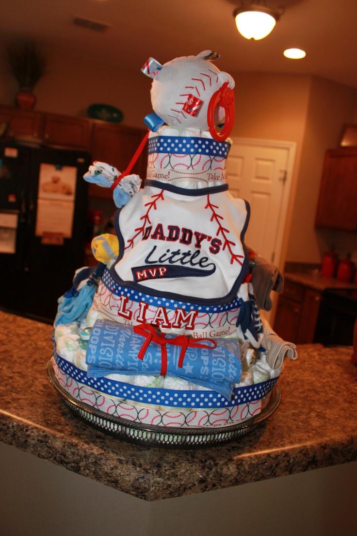 Baseball Cakes Decoration Ideas Little Birthday Cakes17 Best