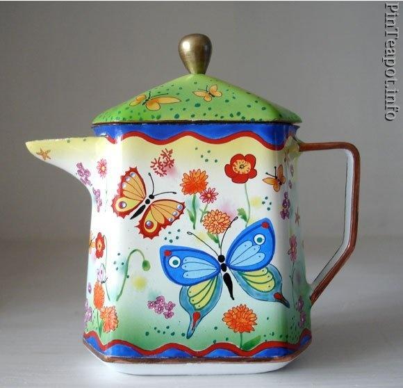 Very Unique Ceramic Art Teapots Pinterest