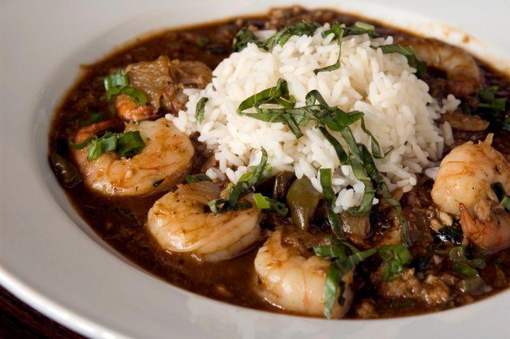 Shrimp Etouffee (Cajun Shrimp with Rice) - The Heritage Cook ®