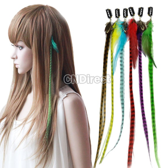 Feather Hair Extensions Diy 12