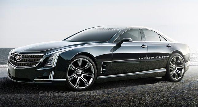 Cadillac ZTS 2015