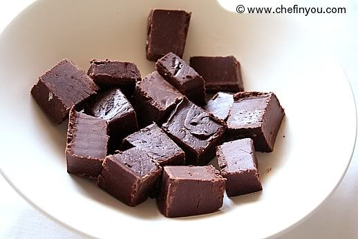 """Easy Cinnamon Chocolate Fudge. """"This is such an incredibly easy recipe ..."""