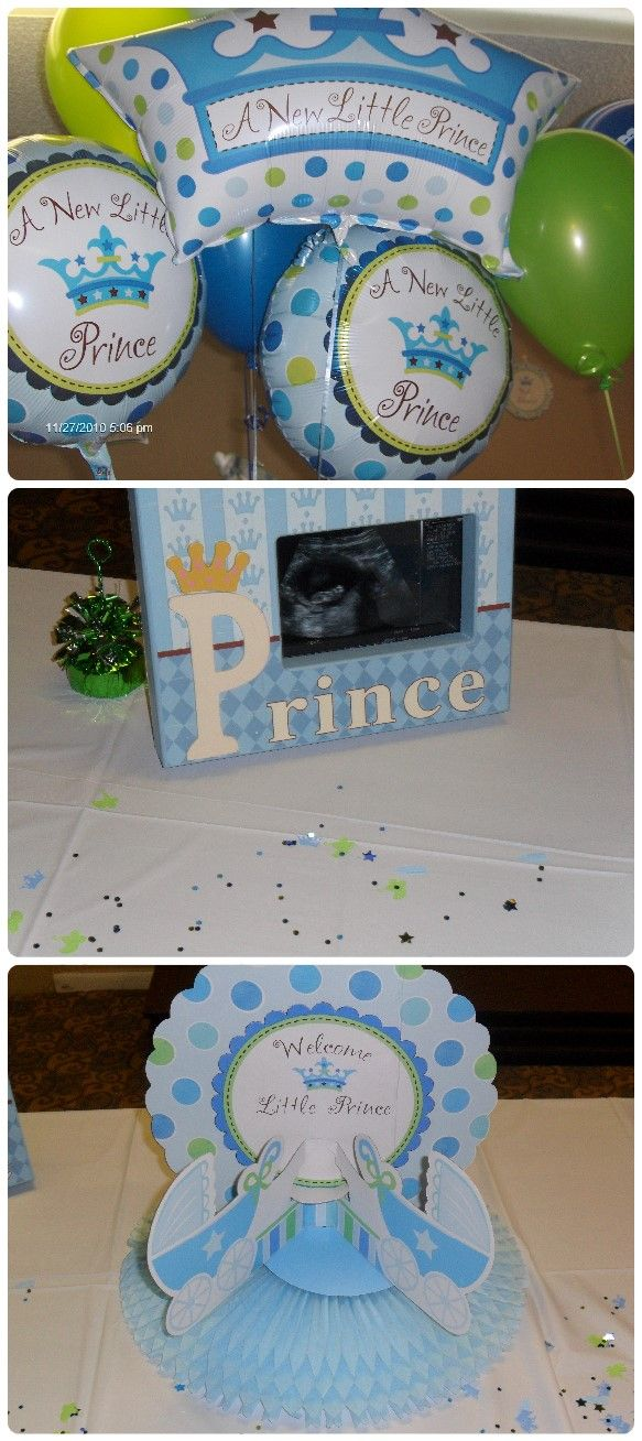baby shower prince theme baby shower pinterest