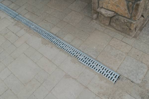 Residential Trench Drains Garage Floor Drains Catch Basins