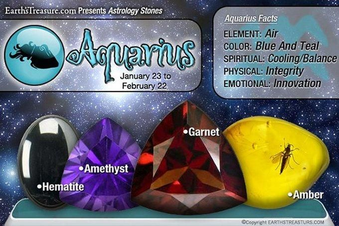 aquarius stones william lewis