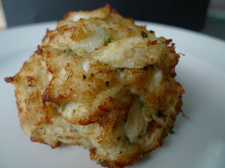 Maryland Style Crab Cake | food! | Pinterest