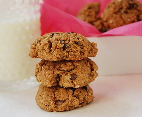 Quinoa Chocolate Chip Cookies | Whole Wheat foods & Healthy Goodies ...