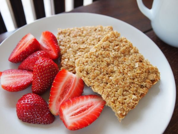 Sophie Dahl's Classic British Flapjacks | Sweet Tooth | Pinterest