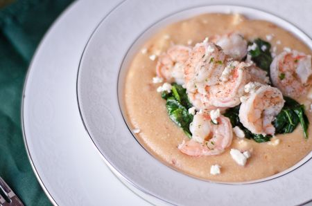 shrimp with tomato & feta   The Noms   Pinterest