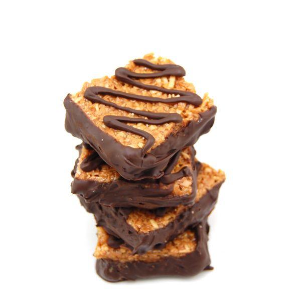 Samoas Cookie Bars | Recipe