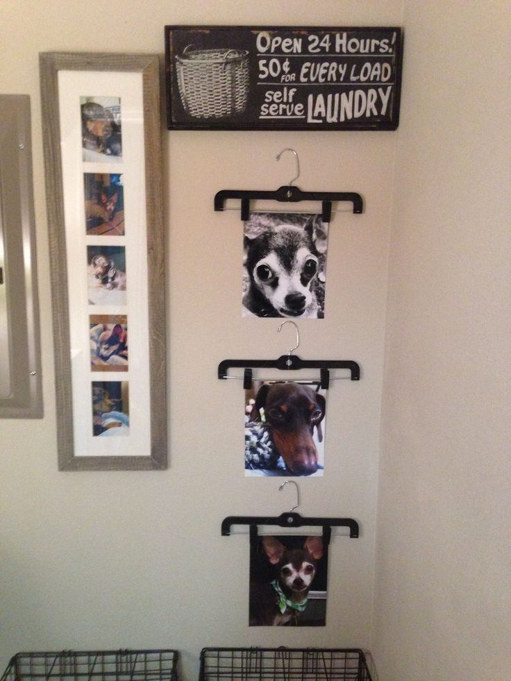 Laundry Room Decor These Are Mine Pinterest