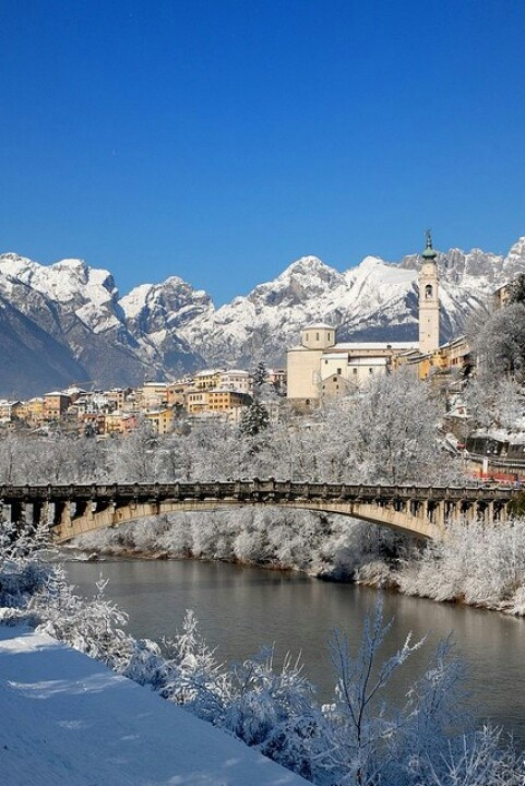 Belluno Italy  city pictures gallery : Belluno, Italy | Italy | Pinterest