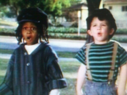 Little Rascals; Buckwheat and - 52.2KB