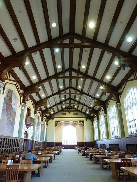 Hale Library Great Room