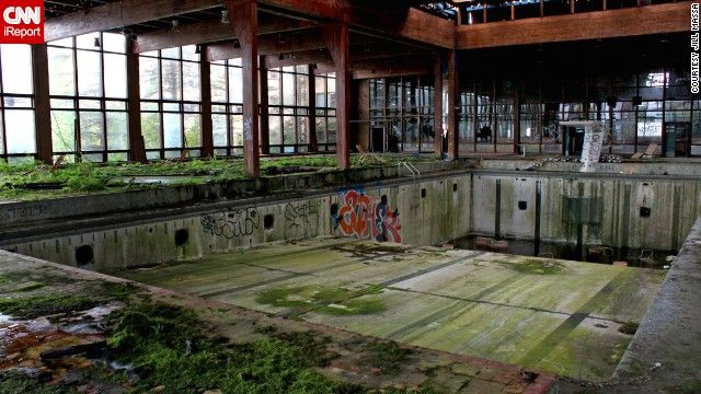 39 Urban Explorers 39 Indulge A Fascination For Abandoned Buildings