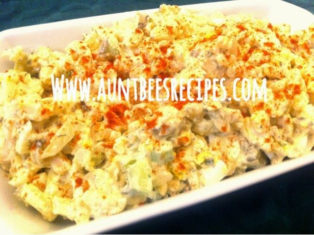 Leftover Mac & Cheese' Macaroni Salad! Ingredients 3 cups leftover ma...