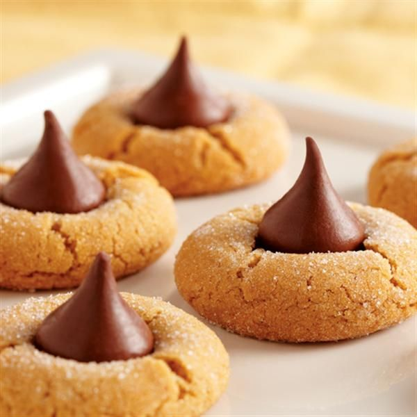 Peanut Butter Blossom Cookies from Smucker's®