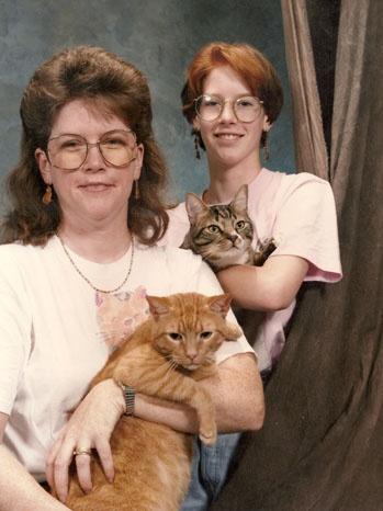 """cat people"""