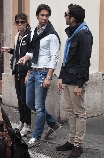 Street Style Rome Style Senses Pinterest