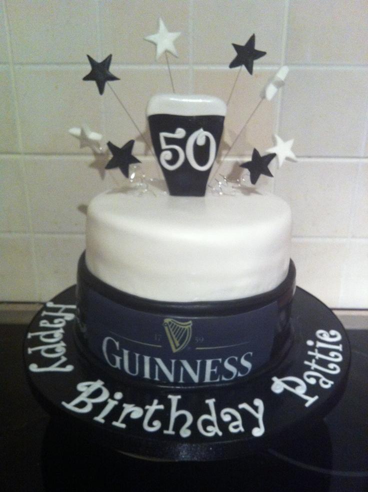 Guinness cake | Birthday Ideas | Pinterest