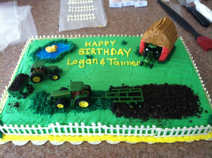 Ideas For John Deere Cake Ideas 23848 John Deere Birthday
