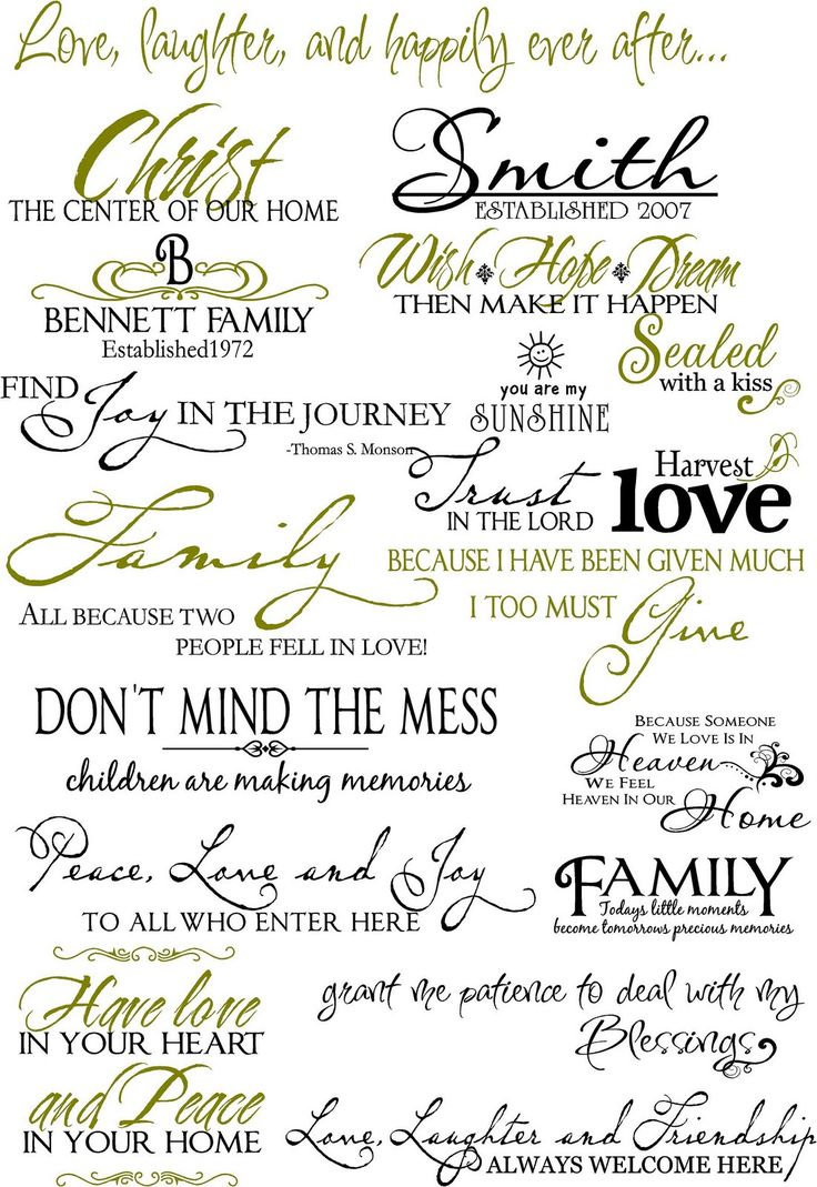 quotes for walls vinyl lettering quotesgram With vinyl lettering ideas