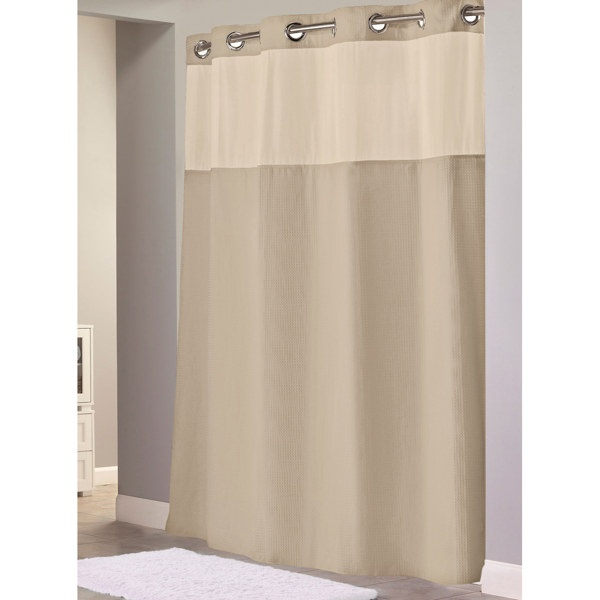 80 Inch Long Shower Curtain