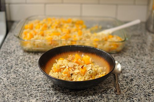 Baked Butternut Squash Risotto! | Fantastic Food! | Pinterest