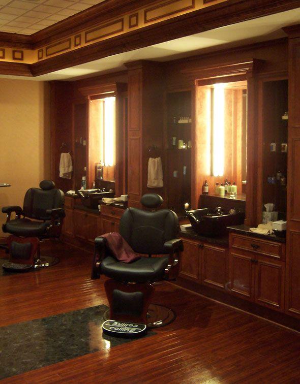 Barber Shop Barbershop Pinterest