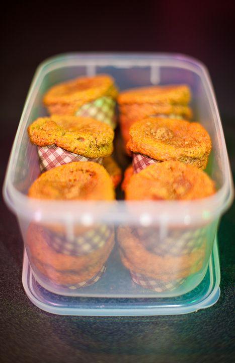 GF Chai Cupcakes | Thermomix | Pinterest
