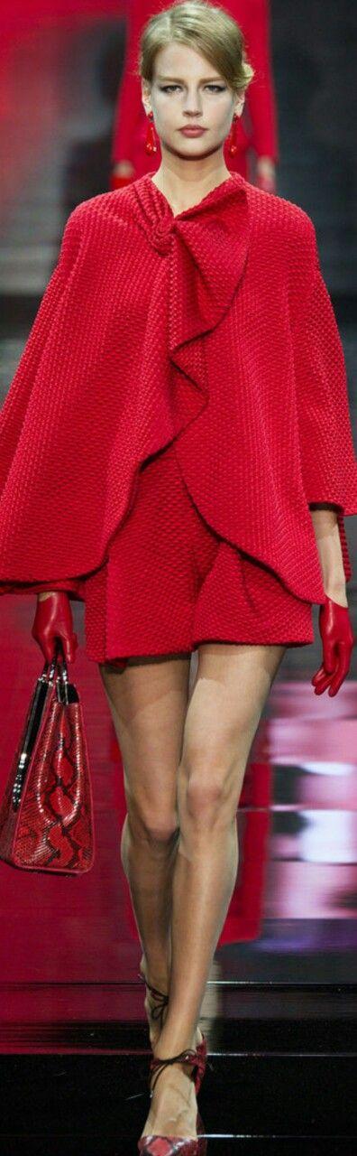 Armani Privé F/W Couture 2014-15