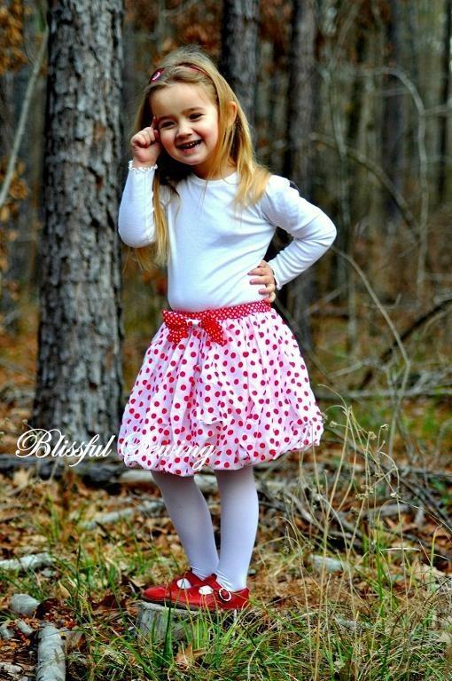 Bubble Skirt Sewing Pattern 69