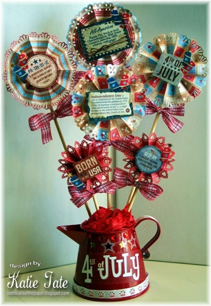 4th of july centerpieces crafts