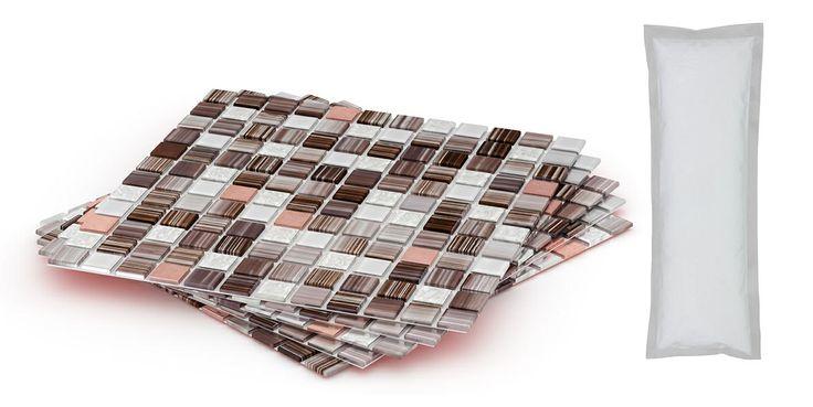 diy tile backsplash kit add pack 5ft bamboo