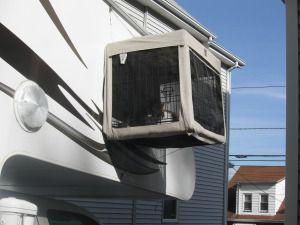kitty kabana window