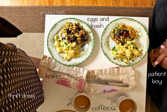 Sweet Corn Hash | It's What's for Dinner! | Pinterest