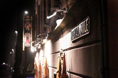 #Edinburgh Photography, Royal Mile