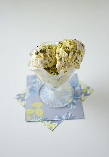 halva pistacio dairy free ice cream   D is for Dessert   Pinterest