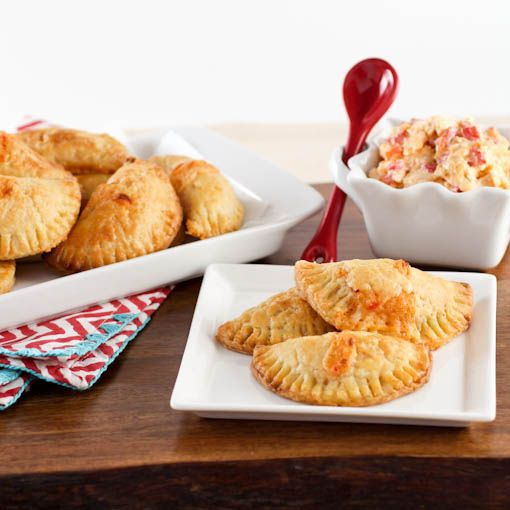 Pimento Beer Cheese Pie Bites by EvilShenanigans, via Flickr. Pimento ...