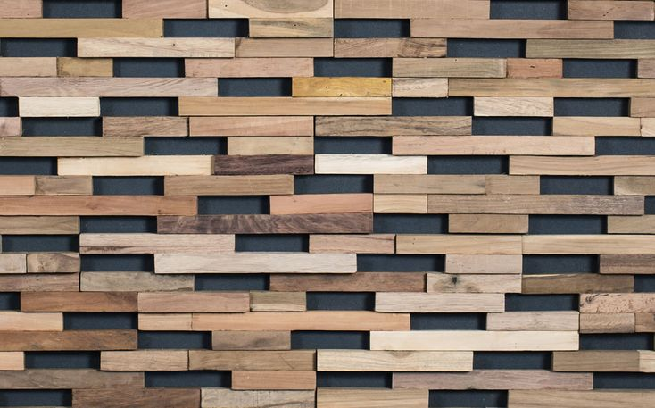 Wall panel decorative wooden panels