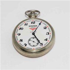Eski Kurmalı Rus Malı Serkisof Saat