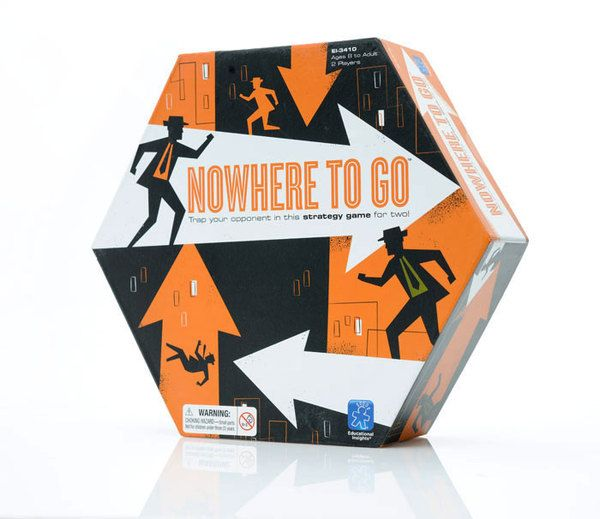 Nowhere to go | BOARD GAMES | Pinterest