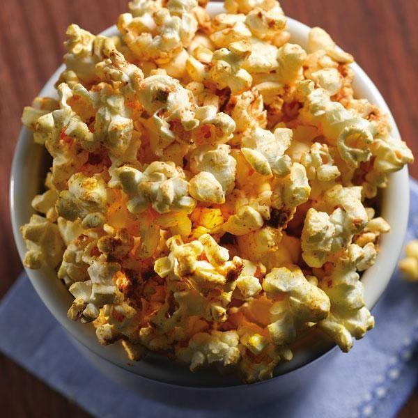 Reverse Route Cajun Spiced Popcorn | Appetizers | Pinterest