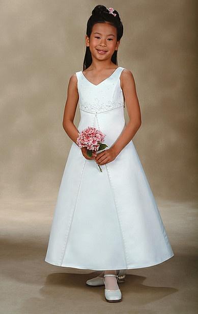 Bonny flower girl dresses bridesmaid dresses for Immediate resource wedding dresses