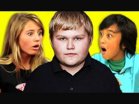 Kids Reacting to Bullying.    This is an oddly informative video.