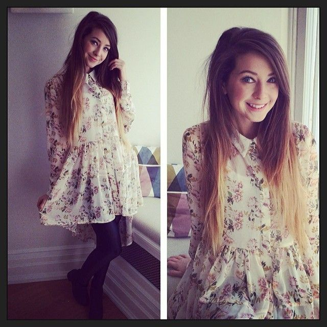 Zoella Outfit 3 boohoo takeover | Zoe | Pinterest