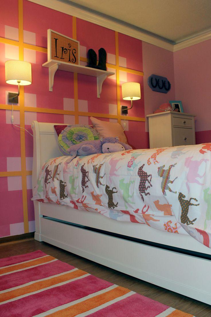 Pin by kendra vanleuven on kalynn pinterest for Horse themed room